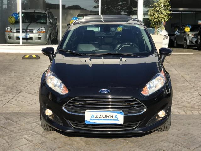 Ford new fiesta 1.6 titanium sedan 16v flex 4p powershift 2015