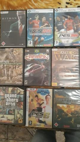 Jogos Usados p/ PC - Windows - Videogames - Alto da Boa