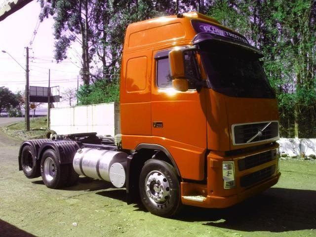 Volvo fh 6x2 teto alto