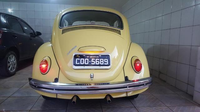 Vendo/Troco VW Fusca 1.300 - Ano 1973 de Colecionador - Foto 9