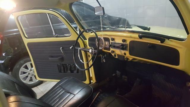 Vendo/Troco VW Fusca 1.300 - Ano 1973 de Colecionador - Foto 10