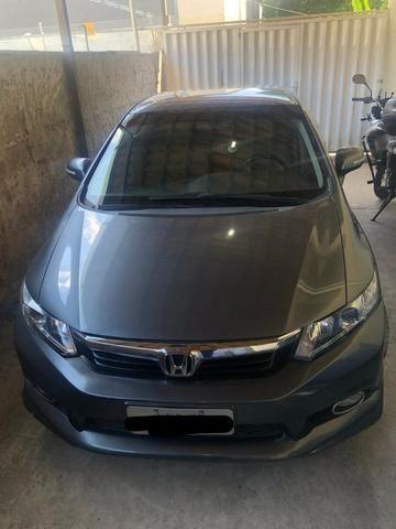 Honda Civic 2.0 lxl c 46mil rodados. Super Conservado - Pouco Rodado