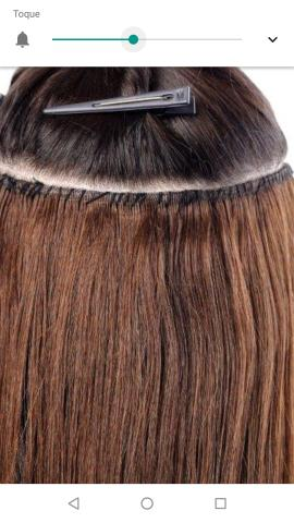 Colocao de Mega Hair com elastex - Foto 2