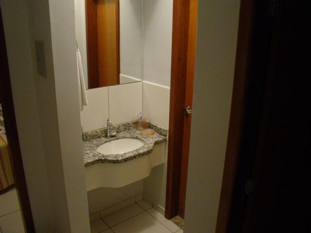 Apartamento temporada caldas novas, cobertura Golden Dophin Grand Hotel - Foto 10