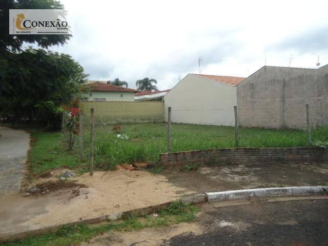 Terreno residencial à venda, Parque Fehr, São Carlos.