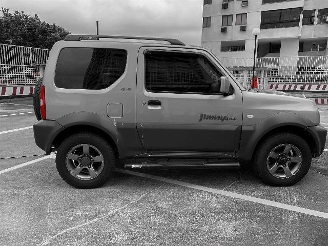 Jimny 1.3 4 ALL 16V 2P Gasolina Mec. 2017 - Wagner - Foto 5