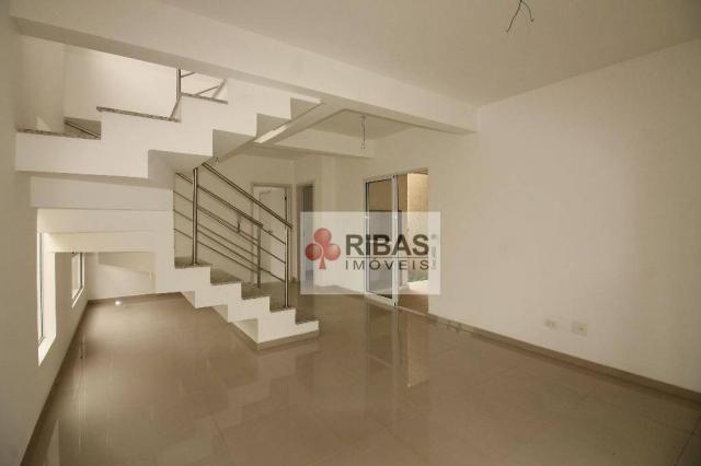 Casa com 3 dormitórios à venda, 126 m² por r$ 650.000 - barreirinha - curitiba/pr - Foto 4