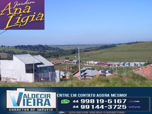 Terreno Jd. Ana Ligia 180 m2. 40.000,00