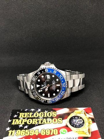 f6c8d59cce9 Rolex lindo ! Frete grátis - Bijouterias