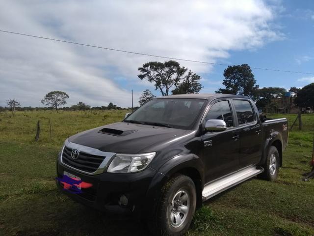 Hilux Toyota SRV 4x4