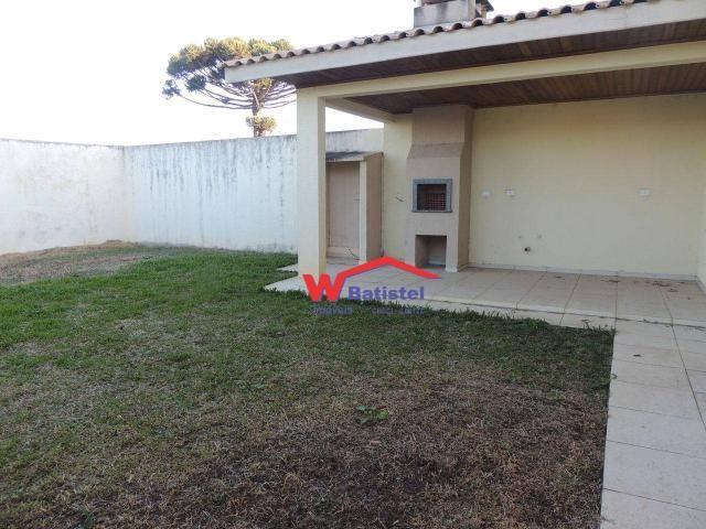 Sobrado com 3 dormitórios à venda, 177 m² - avenida joana d arc nº 206 -tanguá - almirante - Foto 16