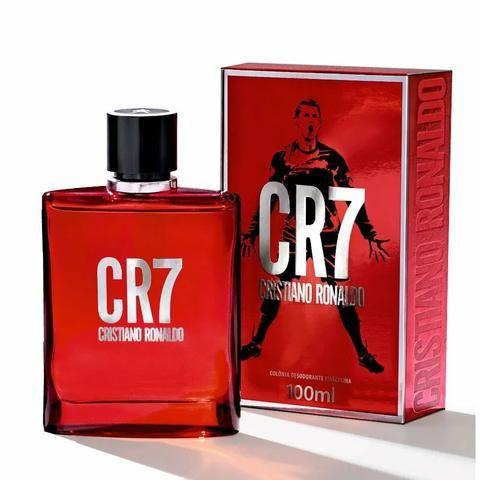 PROMOÇÃO - CR7 Colônia Desodorante Masculina - 100 ml