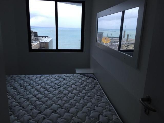 JMAL139 = O melhor flat da Av. Boa Viagem com vista para o mar 97901.7865 - Foto 5