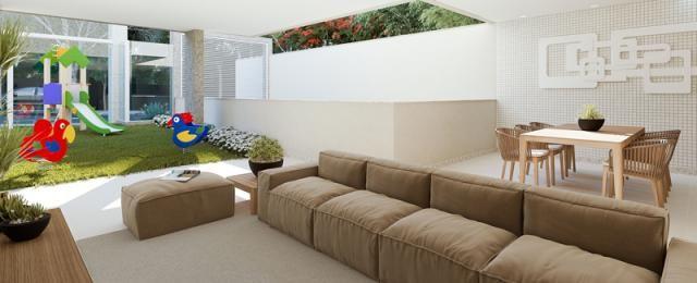 Apartamento à venda com 3 dormitórios em Jardim américa, Belo horizonte cod:2952 - Foto 3