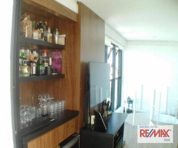 Cobertura 3 dormitórios,2 suítes,churrasqueira,home theater ,rua passo da patria - Foto 5
