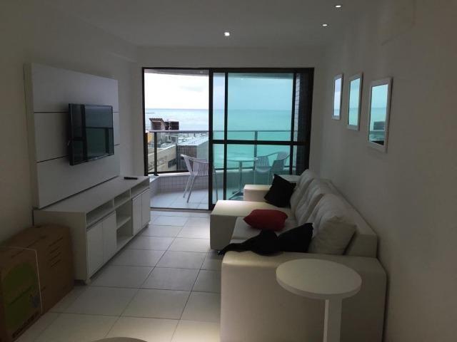 JMAL139 = O melhor flat da Av. Boa Viagem com vista para o mar 97901.7865 - Foto 4