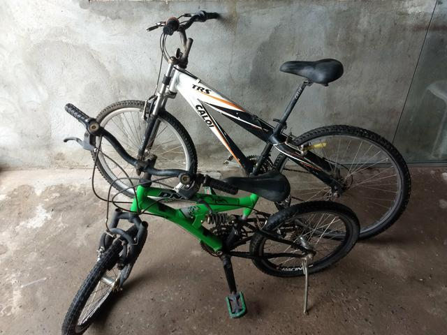 Bike troca por celular - Foto 2