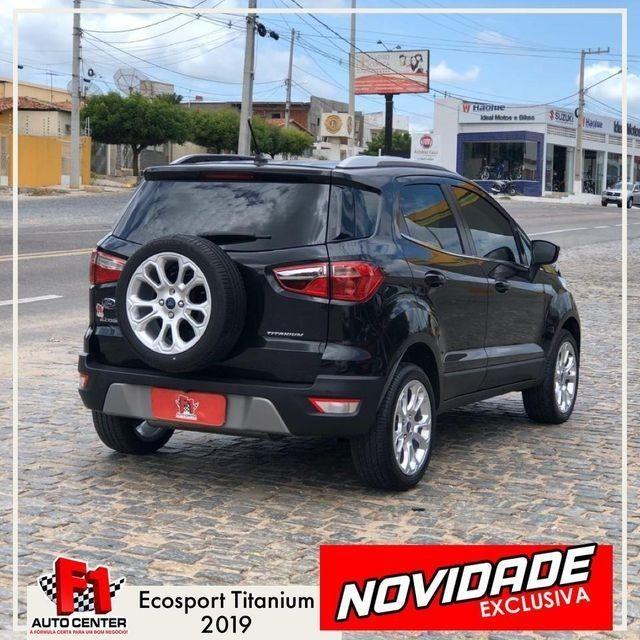 Ecosport Titanium 2.0 | O Mais Novo do Mercado | F1 Auto Center - Caicó-RN - Foto 3