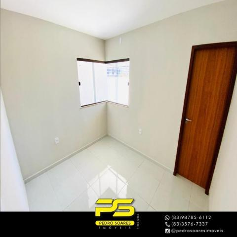 Casa com 2 dormitórios à venda por R$ 150.000 - Gramame - João Pessoa/PB - Foto 10