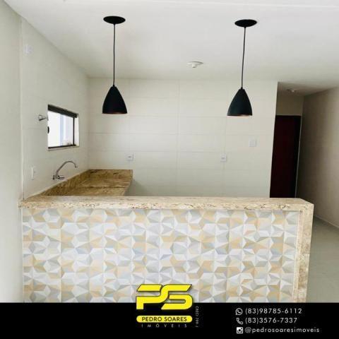 Casa com 2 dormitórios à venda por R$ 150.000 - Gramame - João Pessoa/PB - Foto 5
