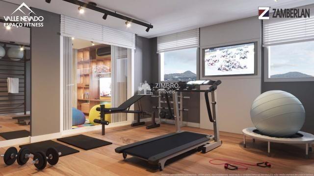 Apartamento 03 dormitórios para venda em Santa Maria com Suíte Sacada Churrasqueira Garage - Foto 20