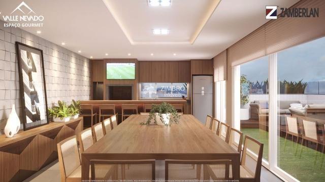 Apartamento 03 dormitórios para venda em Santa Maria com Suíte Sacada Churrasqueira Garage - Foto 18