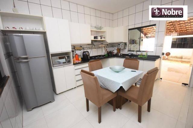 Casa com 3 dormitórios sendo 1 suíte à venda, 100 m² por R$ 240.000 - Plano Diretor Norte  - Foto 5