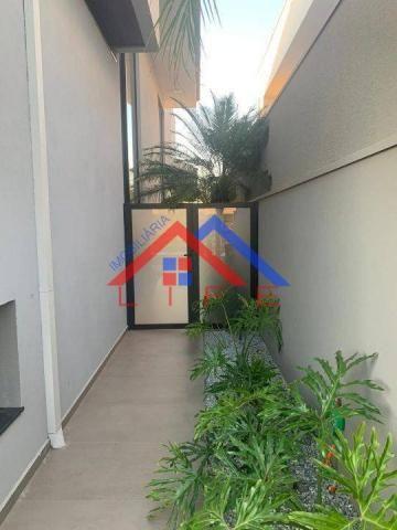 Casa à venda com 3 dormitórios em Jardim shangri-la, Bauru cod:3599 - Foto 18