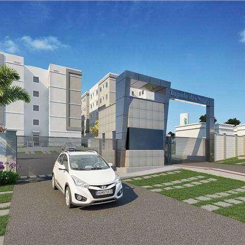 Chapada das Safiras - Apartamento 2 quartos em Cuiabá, MT - 39m² - ID4020 - Foto 2