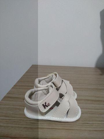 Sandália Baby Menino - Foto 6