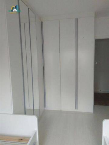 Apartamento com 2 dormitórios à venda, 101 m² - Canto do Forte - Praia Grande/SP - Foto 17
