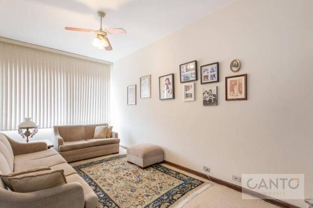 Apartamento com 4 dormitórios (1 suíte) à venda no Alto da XV, 289 m² por R$ 779.000 - Cur - Foto 13