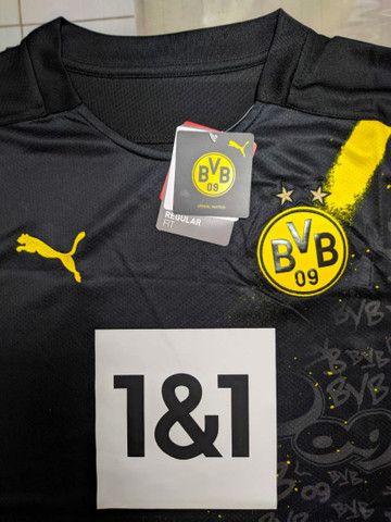 Camisa Borussia 2020/2021 - Foto 2