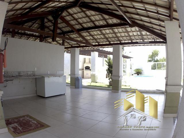 Laz- Alugo apartamento condomínio Enseada Jacaraipe (01) - Foto 14