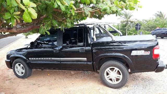 Chevrolet S10 CD Executive Diesel  4×4 2007