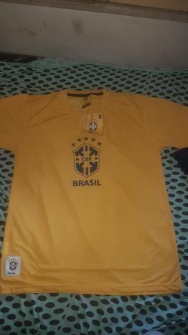 Camisas da seleção novas originais CBF - Foto 2