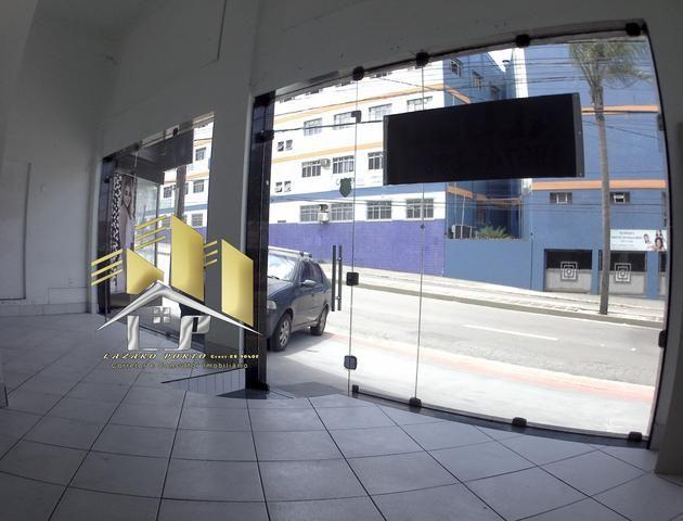 Laz- Alugo loja com 96 metros com Mezanino na Serra - Foto 8