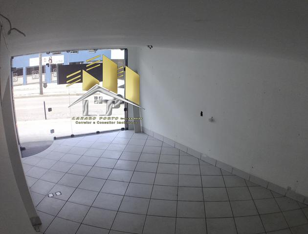 Laz- Alugo loja com 96 metros com Mezanino na Serra - Foto 2
