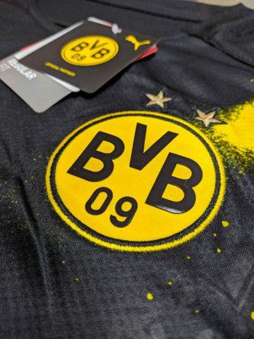 Camisa Borussia 2020/2021 - Foto 3