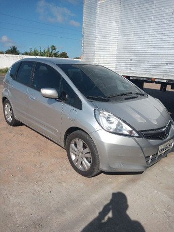 Honda Fit 2013 Top Completo - Foto 2