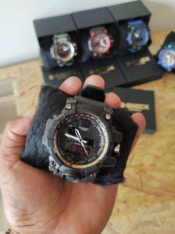 Relógio de Pulso Masculino modelo G-shock - Foto 5