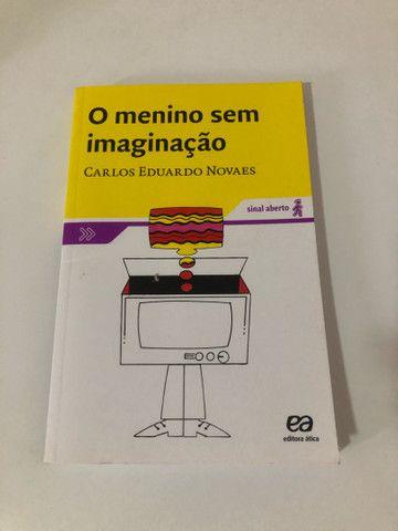 Livro paradidático O menino sem imaginação  - Foto 3