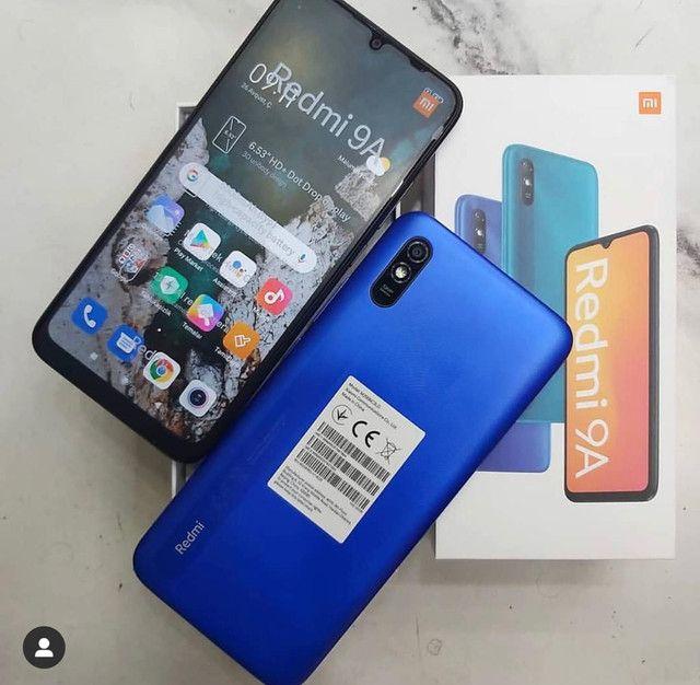 Celular bom , bonito e barato... SmartPhone Xioami Redmi 9 a - Foto 2