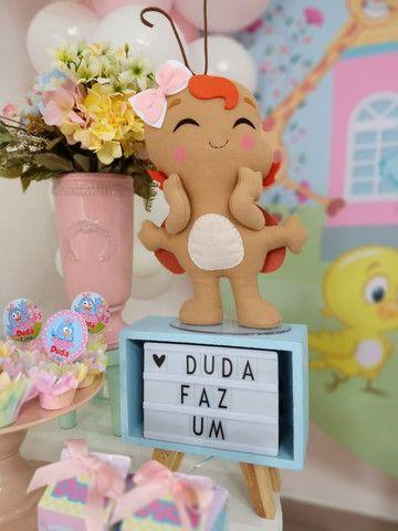 Decoração Galinha Pintadinha Candy - Foto 2