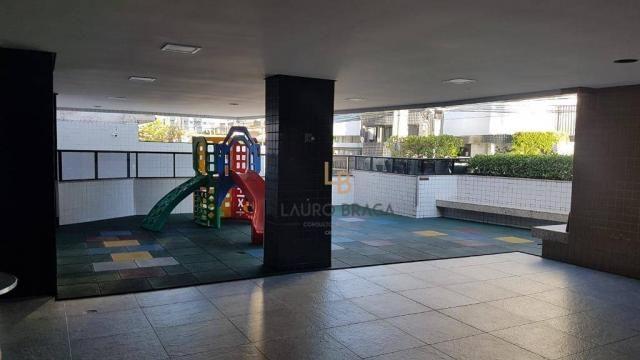 Edf Barão José Miguel Apartamento com 3 dormitórios à venda, 107 m² por R$ 557.000 - Farol - Foto 14