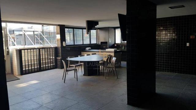 Edf Barão José Miguel Apartamento com 3 dormitórios à venda, 107 m² por R$ 557.000 - Farol - Foto 13