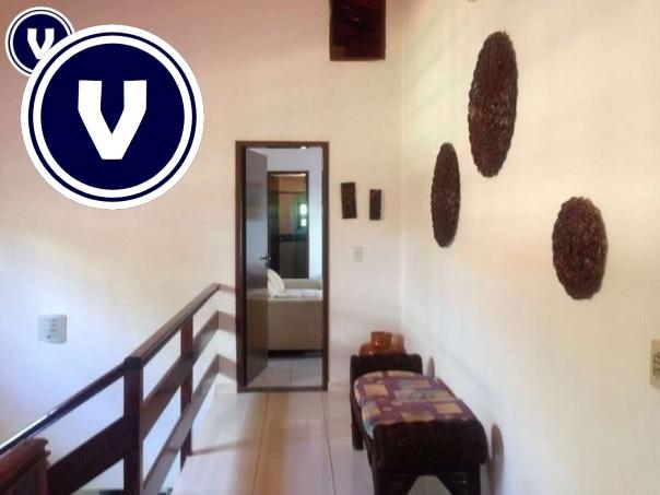 VERAS ALUGA Casa Maravilhosa com 4 suítes no Porto das Dunas - Foto 12