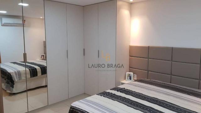 Edf Barão José Miguel Apartamento com 3 dormitórios à venda, 107 m² por R$ 557.000 - Farol - Foto 5