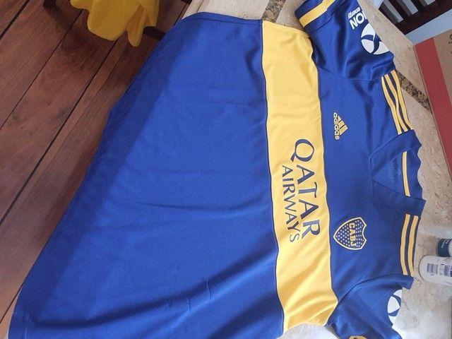 Camisas de futebol tamanho g  - Foto 3