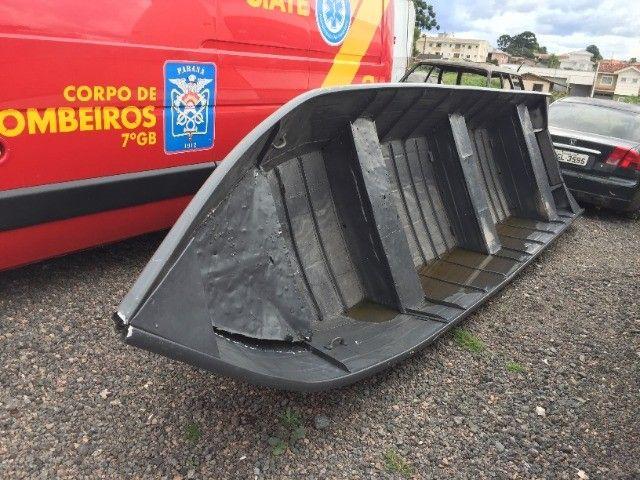 barco alumínio usado 6 metros